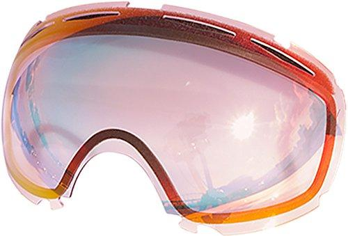 Zero Replacement Lenses For Oakley Canopy Snow Goggle Ruby Clear
