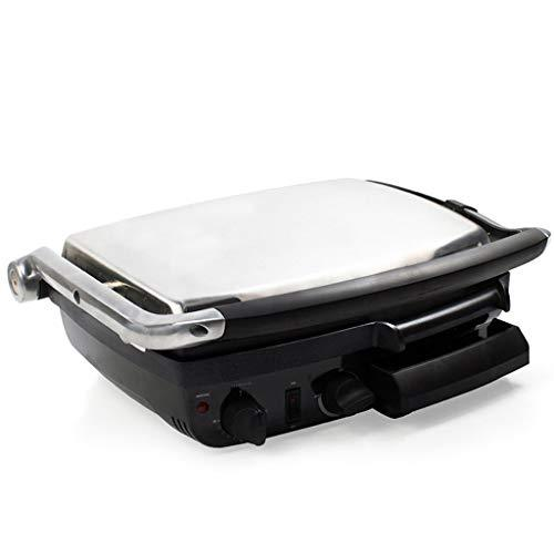 ZJJ& BBQ Barbecue Grill Indoor Korean Electric Bakeware Household Portable Folding Multi-function Electric Oven