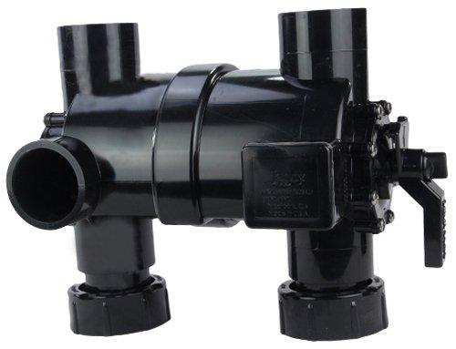 Zodiac 8034J 2-in-1 Pre-Plumbed Backwash Valve with Unions Replacement Jandy DEL Series D.E. Pool and Spa Filters
