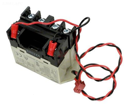Zodiac R0658100 3-HP Relay with Harness Replacement Kit for Select Jandy Pool and Spa Power Control System