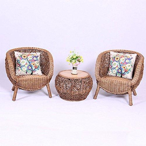 Zoe Balcony Tables And Chairs Living Room Interior Lounge Chair Handmade Adult Modern Minimalist Combination Suite Really Rattan Home Stool Fashion Ideas,D