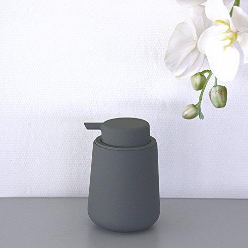 Zone Denmark Nova One 0.25L Grey Soap/Lotion Dispenser (80 mm, 80 mm, 115 mm)