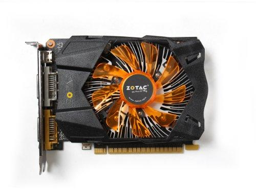 ZOTAC ZT-70601-10M GeForce GTX 750 2 GB Graphics Card
