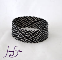CCFF Angle Patterns Bangle