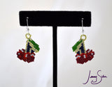 Michigan Cherries Earrings