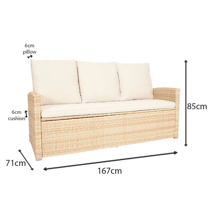Puro A Sofa set of 4Pcs