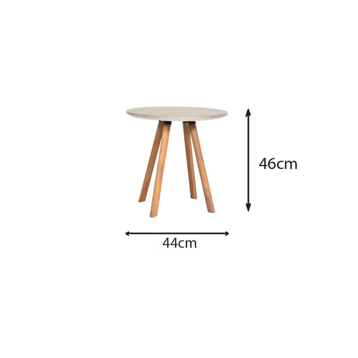 Scandi Side Table