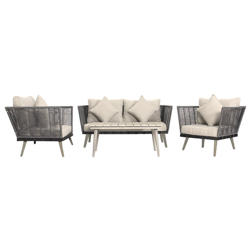 New York Sofa Rope Setting 4 Pieces