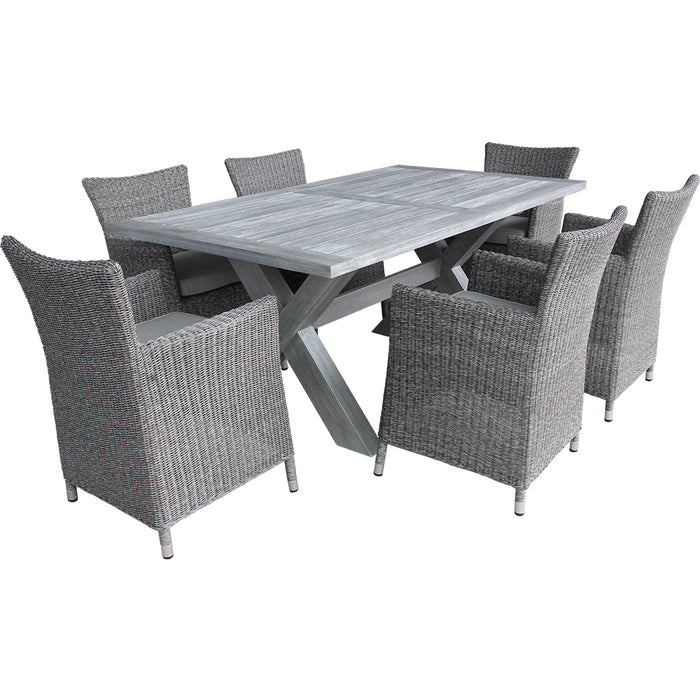Rico Dining Set Of 7 Pcs