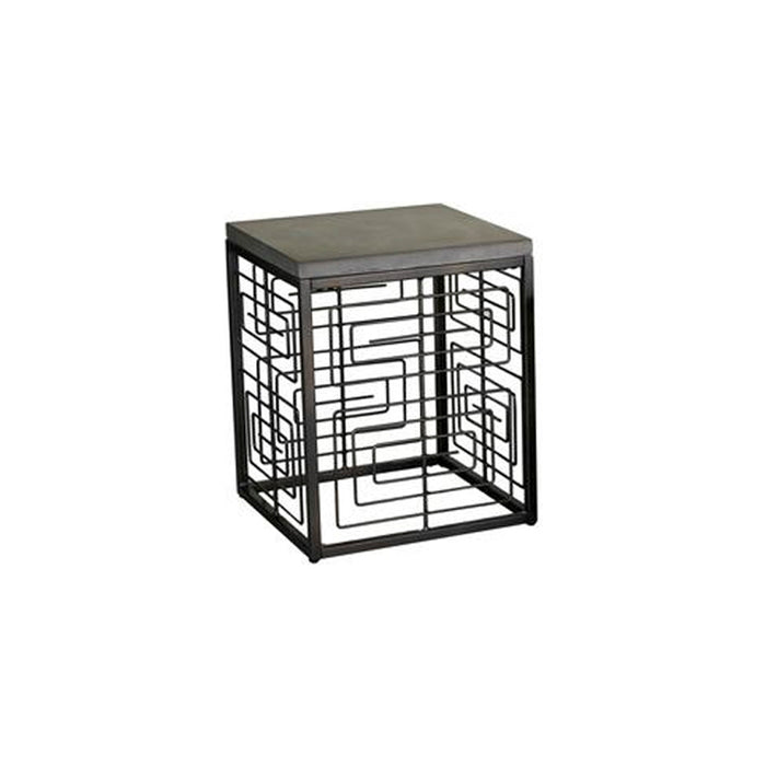 Jungle square side table