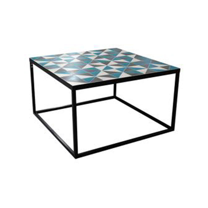 Square Mosaic Coffee Table