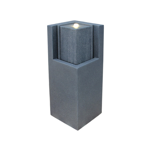 EcoLite Tall Square Water Feature