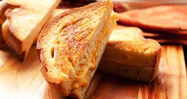 Celebrate National Grilled Cheese Month