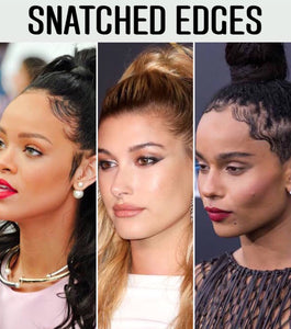 What are snatched edges?