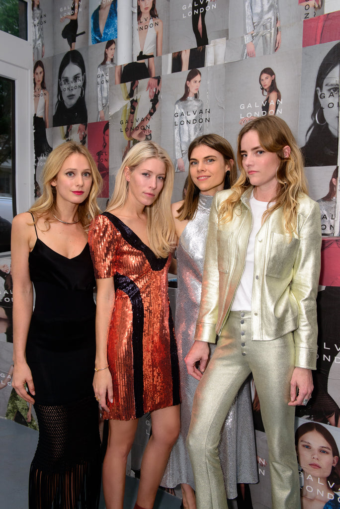 'Galvan Launch Party' by WWD.com