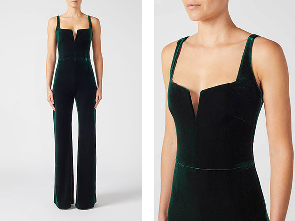Galvan London - Eclispe Jumpsuit