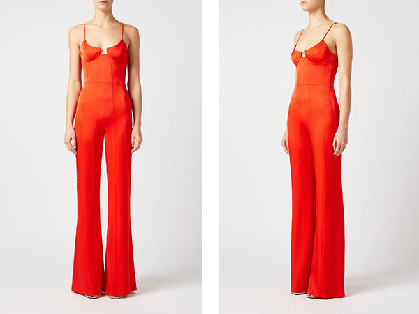 Galvan London - Phoebe Jumpsuit