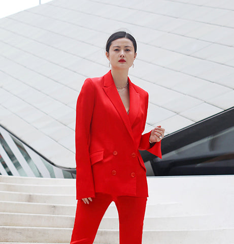 Peony Lim - Galvan London - Jones Suit