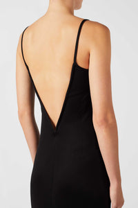 Berlin Bustier Dress - Black
