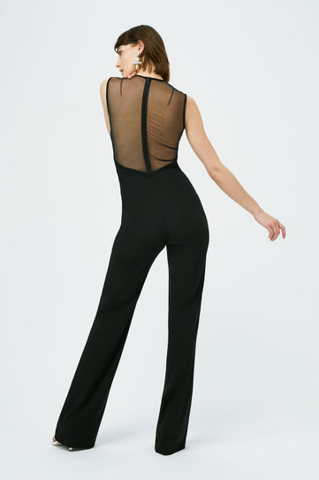Blade Jumpsuit - Black