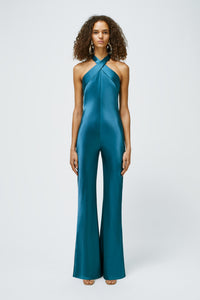 Eve Jumpsuit - Peacock