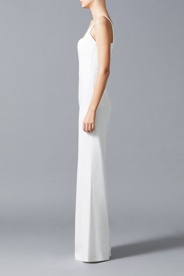 Geneva Bridal Jumpsuit