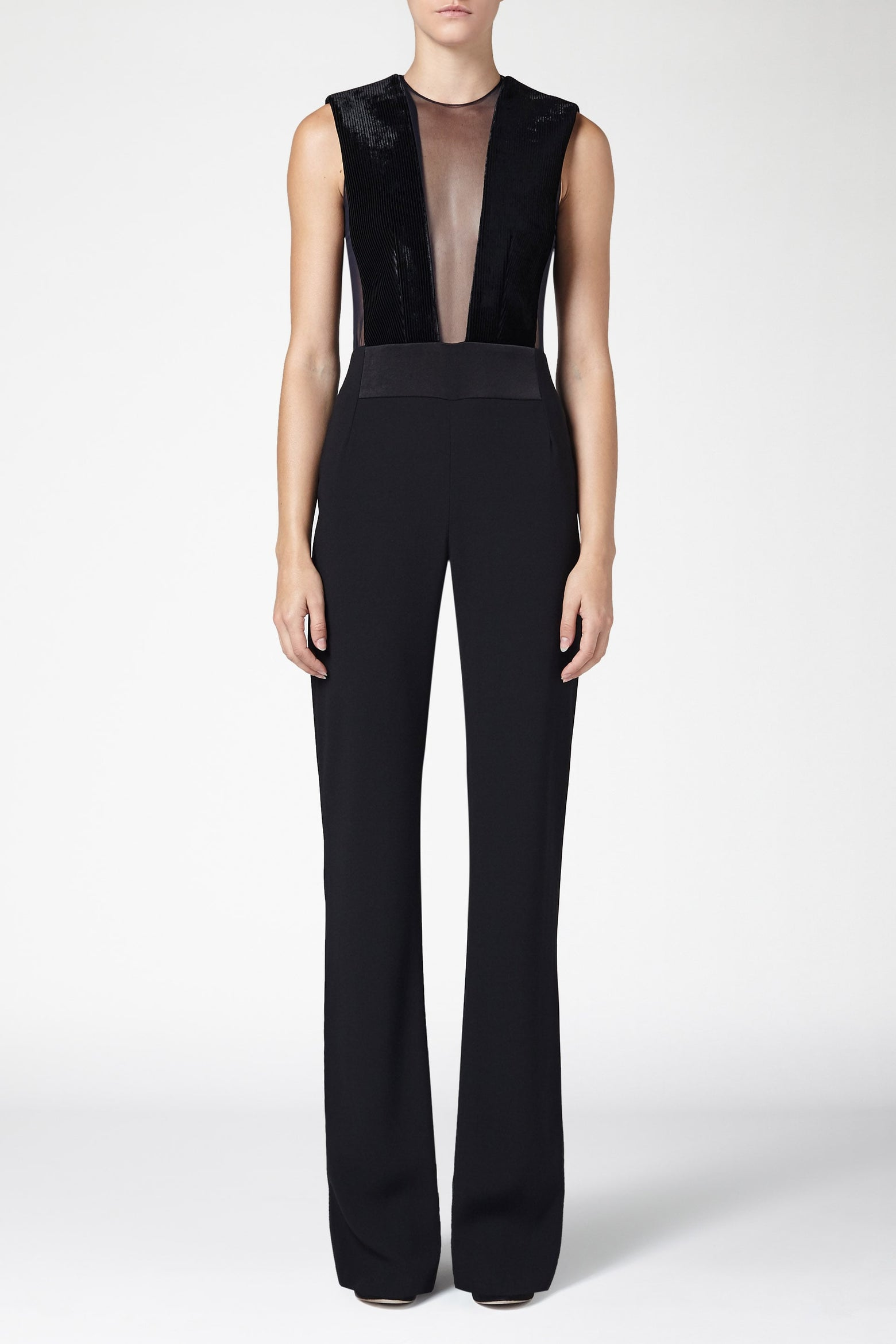 Gwyneth Jumpsuit - Black