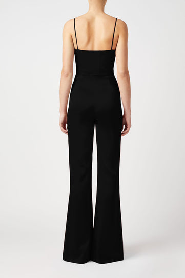 Phoebe Jumpsuit - Black