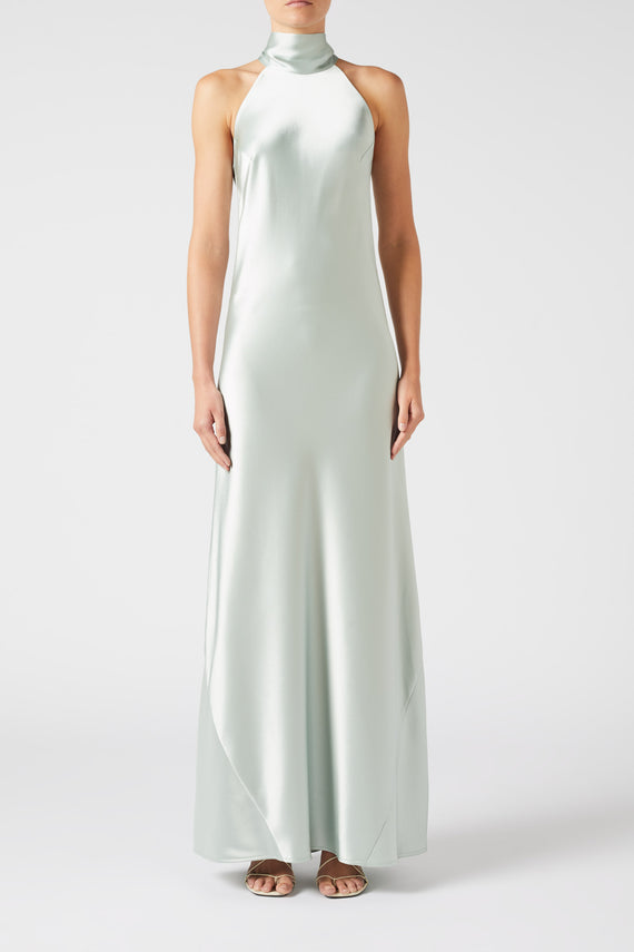 Sienna Dress - Mint