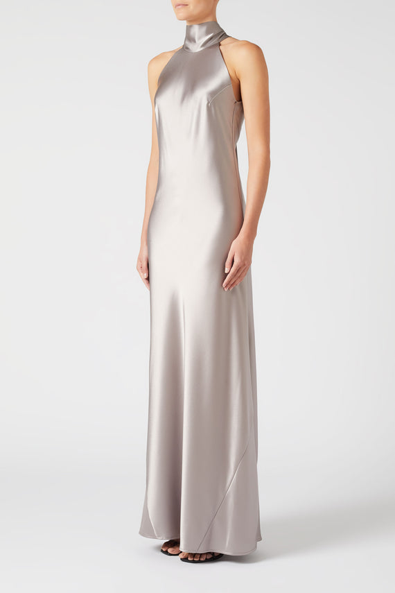 Sienna Dress - Steel