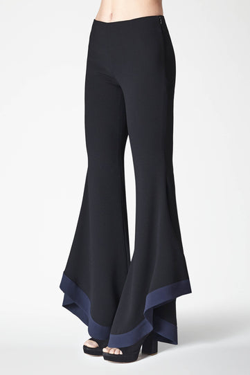 Sierra Trousers - Black & Midnight