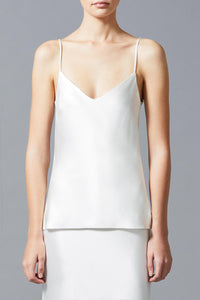 Satin Bridal Camisole