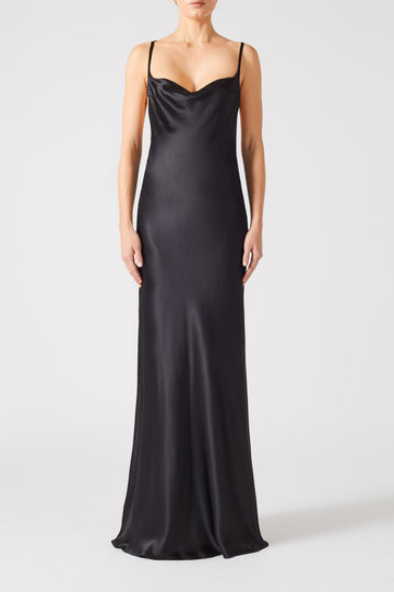 Whiteley Dress - Black