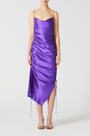 Yasmine Dress - Purple