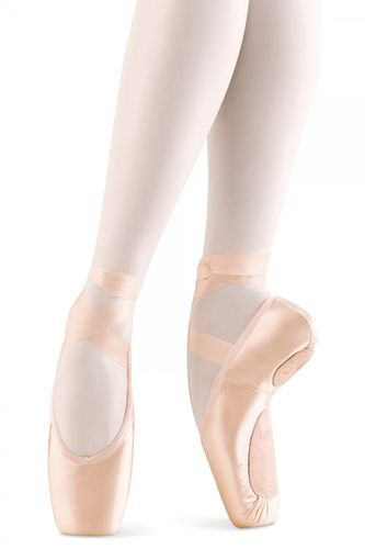 Euro-Stretch Pointe Ballet Shoe (Children & Adults)