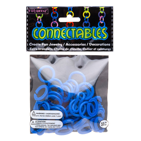 CN601KC Large Blue Connectables Do It Yourself Kit - 12 kits Pack Unit