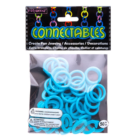 CN601KF Large Turquoise Connectables Do It Yourself Kit - 12 kits Pack Unit