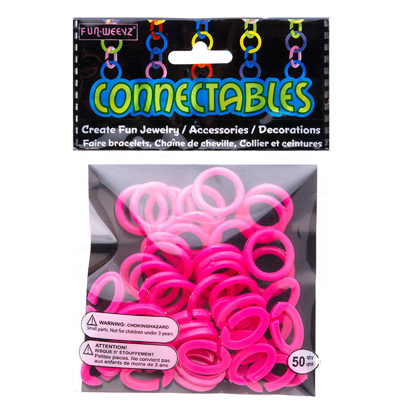 CN601KN Large Fuchsia Connectables Do It Yourself Kit - 12 kits Pack Unit