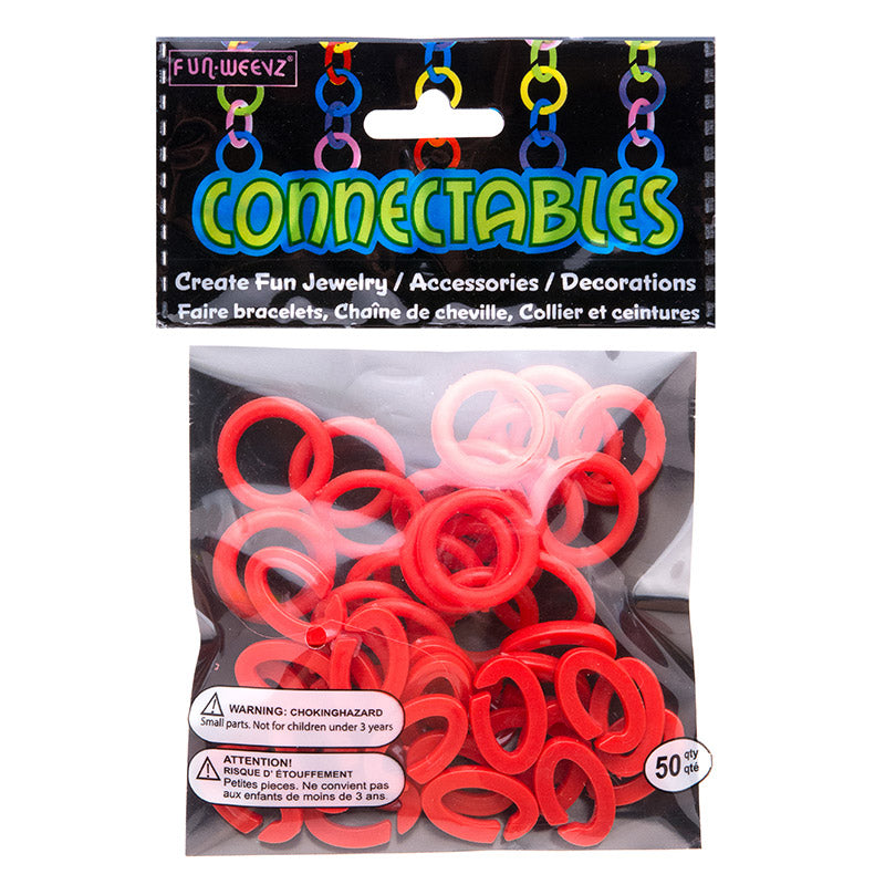 CN601KP Large Red Connectables Do It Yourself Kit - 12 kits Pack Unit
