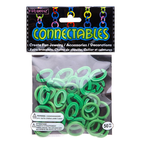 CN601KW Large Green Connectables Do It Yourself Kit - 12 kits Pack Unit