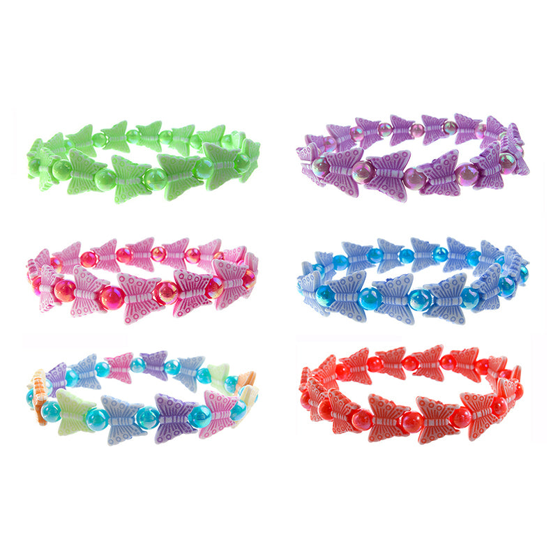 CRB2246B Sweetz happy stretch bracelets