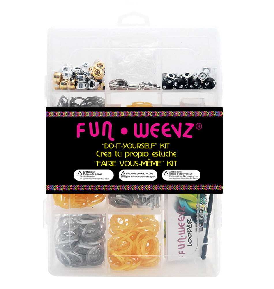 FW231DKX-300 Fun Weevz Do it Yourself Gold and Silver Kit