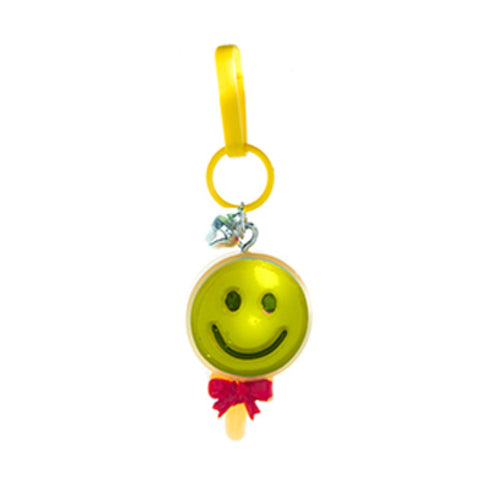 RT115C-1 Smiley Retro Charms - 3 Pack Unit