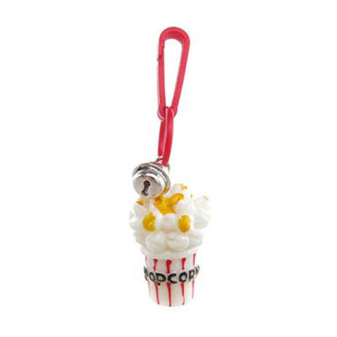 RT135C-1 Pop Corn 4D Retro Charms - 3 Pack Unit
