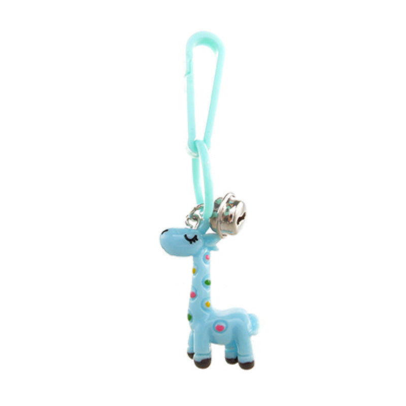 RT151C-1 Giraffe 4D Retro Charms - 3 Pack Unit