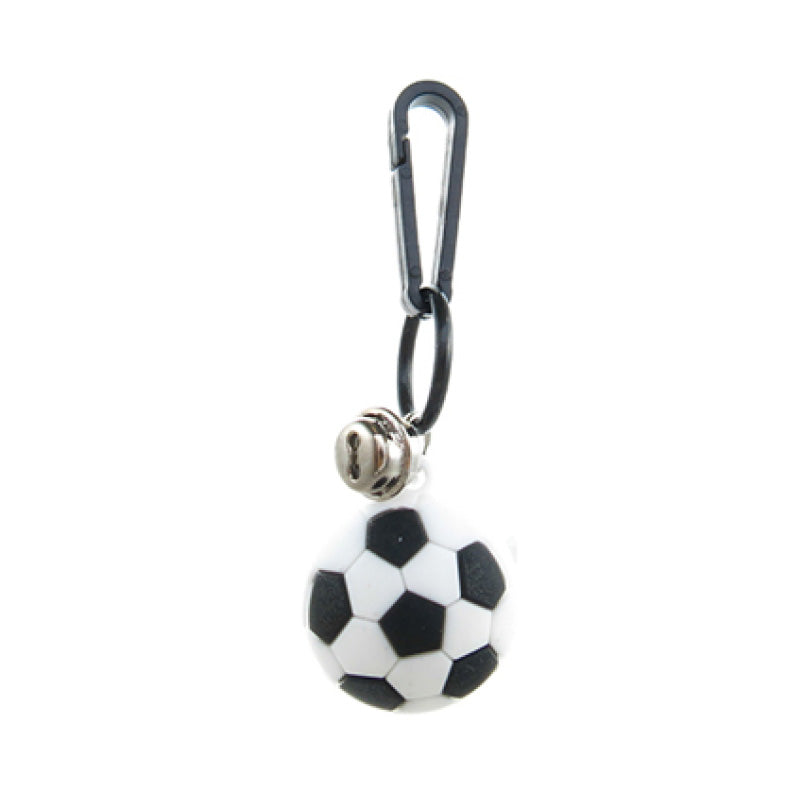 RT205C-1 Soccer Ball 4D Retro Charms - 3 Pack Unit
