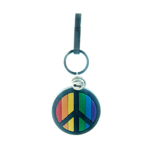 RT278C-1 Peace Sign Retro Charms - 3 Pack Unit