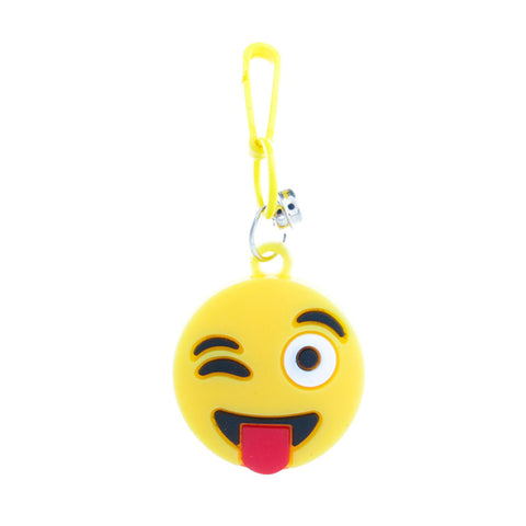 RT280C-2 Wink Emoji Retro Charms - 3 Pack Unit