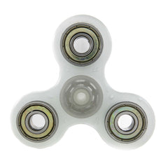 TY155FTY Glow in Dark Hand Gyro-Spinner Fidget Toy for Anxiety and Stress Relief