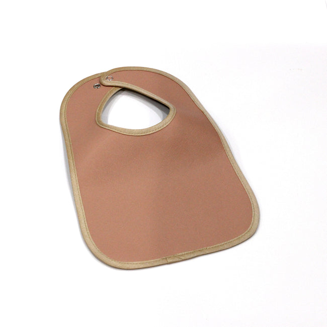 Leather Bib - Line Fabric